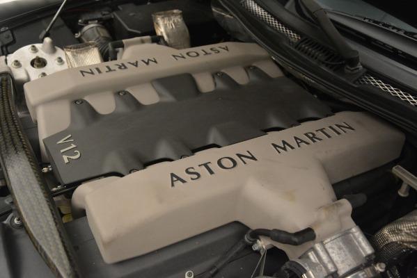 Used 2004 Aston Martin V12 Vanquish for sale Sold at Maserati of Westport in Westport CT 06880 21