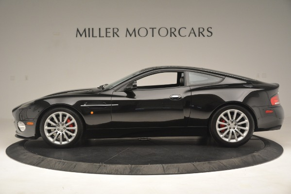 Used 2004 Aston Martin V12 Vanquish for sale Sold at Maserati of Westport in Westport CT 06880 4
