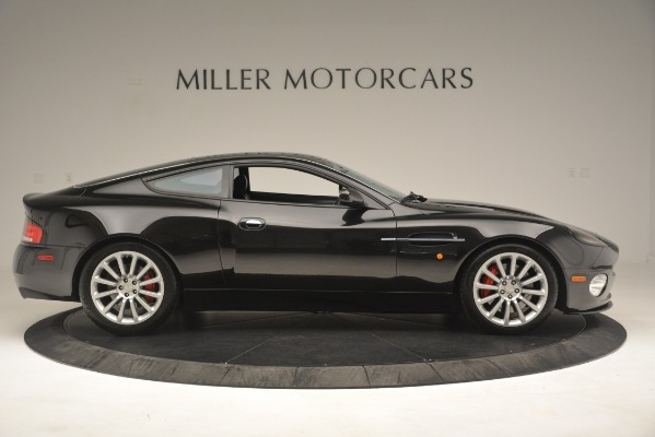 Used 2004 Aston Martin V12 Vanquish for sale Sold at Maserati of Westport in Westport CT 06880 7