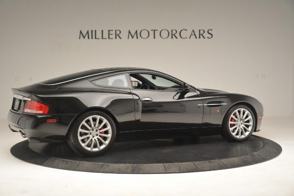 Used 2004 Aston Martin V12 Vanquish for sale Sold at Maserati of Westport in Westport CT 06880 8