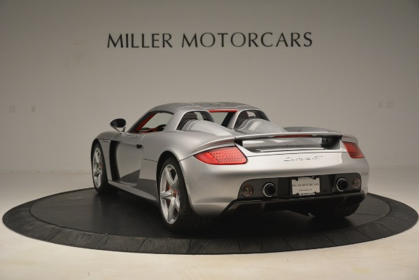 Used 2005 Porsche Carrera GT for sale Sold at Maserati of Westport in Westport CT 06880 17