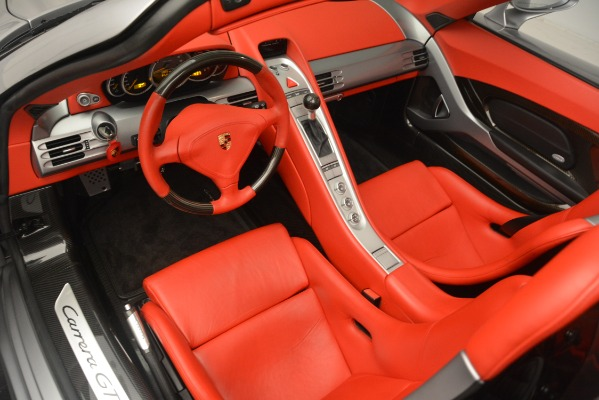 Used 2005 Porsche Carrera GT for sale Sold at Maserati of Westport in Westport CT 06880 23