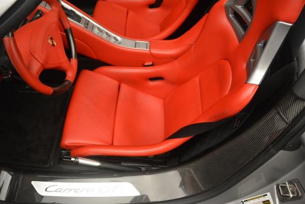 Used 2005 Porsche Carrera GT for sale Sold at Maserati of Westport in Westport CT 06880 26