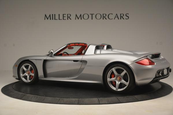 Used 2005 Porsche Carrera GT for sale Sold at Maserati of Westport in Westport CT 06880 4