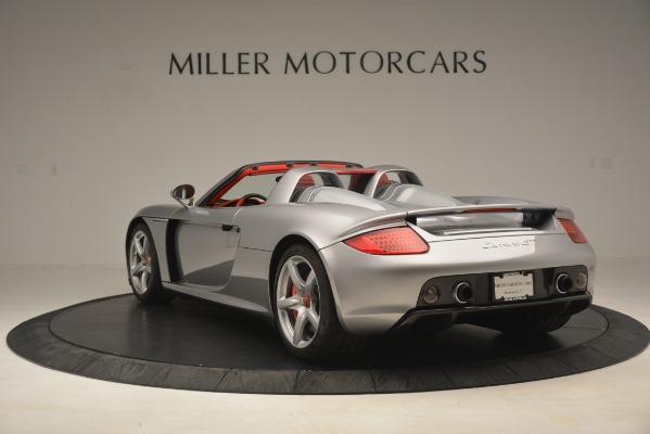 Used 2005 Porsche Carrera GT for sale Sold at Maserati of Westport in Westport CT 06880 5