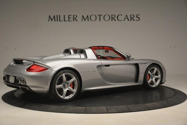 Used 2005 Porsche Carrera GT for sale Sold at Maserati of Westport in Westport CT 06880 8