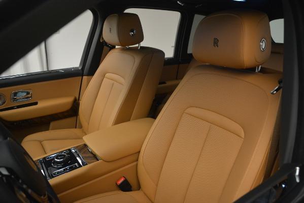 Used 2019 Rolls-Royce Cullinan for sale $347,900 at Maserati of Westport in Westport CT 06880 16