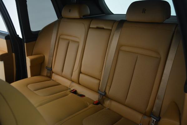 Used 2019 Rolls-Royce Cullinan for sale $347,900 at Maserati of Westport in Westport CT 06880 18