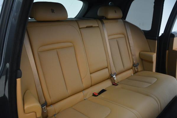 Used 2019 Rolls-Royce Cullinan for sale $347,900 at Maserati of Westport in Westport CT 06880 19