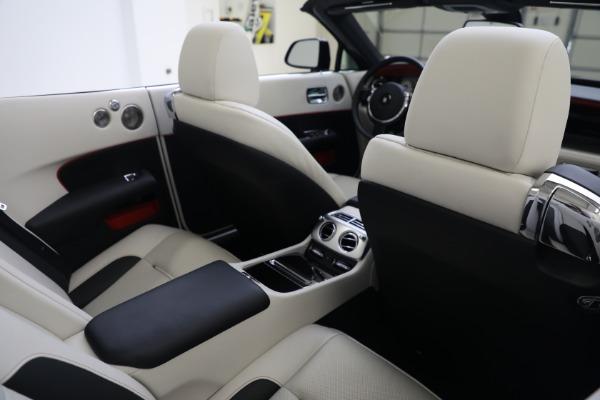 Used 2019 Rolls-Royce Dawn for sale $379,900 at Maserati of Westport in Westport CT 06880 24