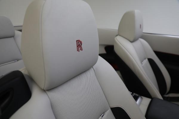 Used 2019 Rolls-Royce Dawn for sale $379,900 at Maserati of Westport in Westport CT 06880 27