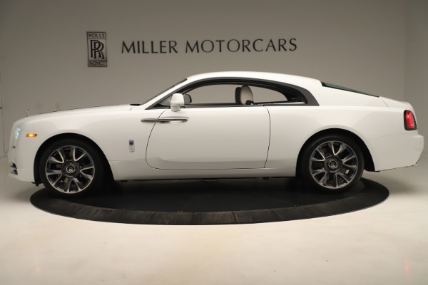 New 2019 Rolls-Royce Wraith for sale Sold at Maserati of Westport in Westport CT 06880 3