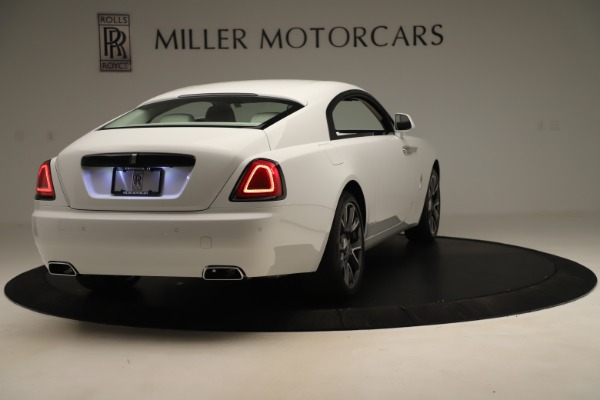 New 2019 Rolls-Royce Wraith for sale Sold at Maserati of Westport in Westport CT 06880 6