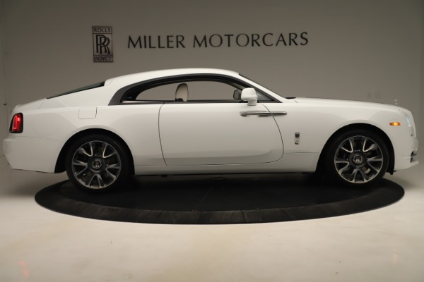 New 2019 Rolls-Royce Wraith for sale Sold at Maserati of Westport in Westport CT 06880 7