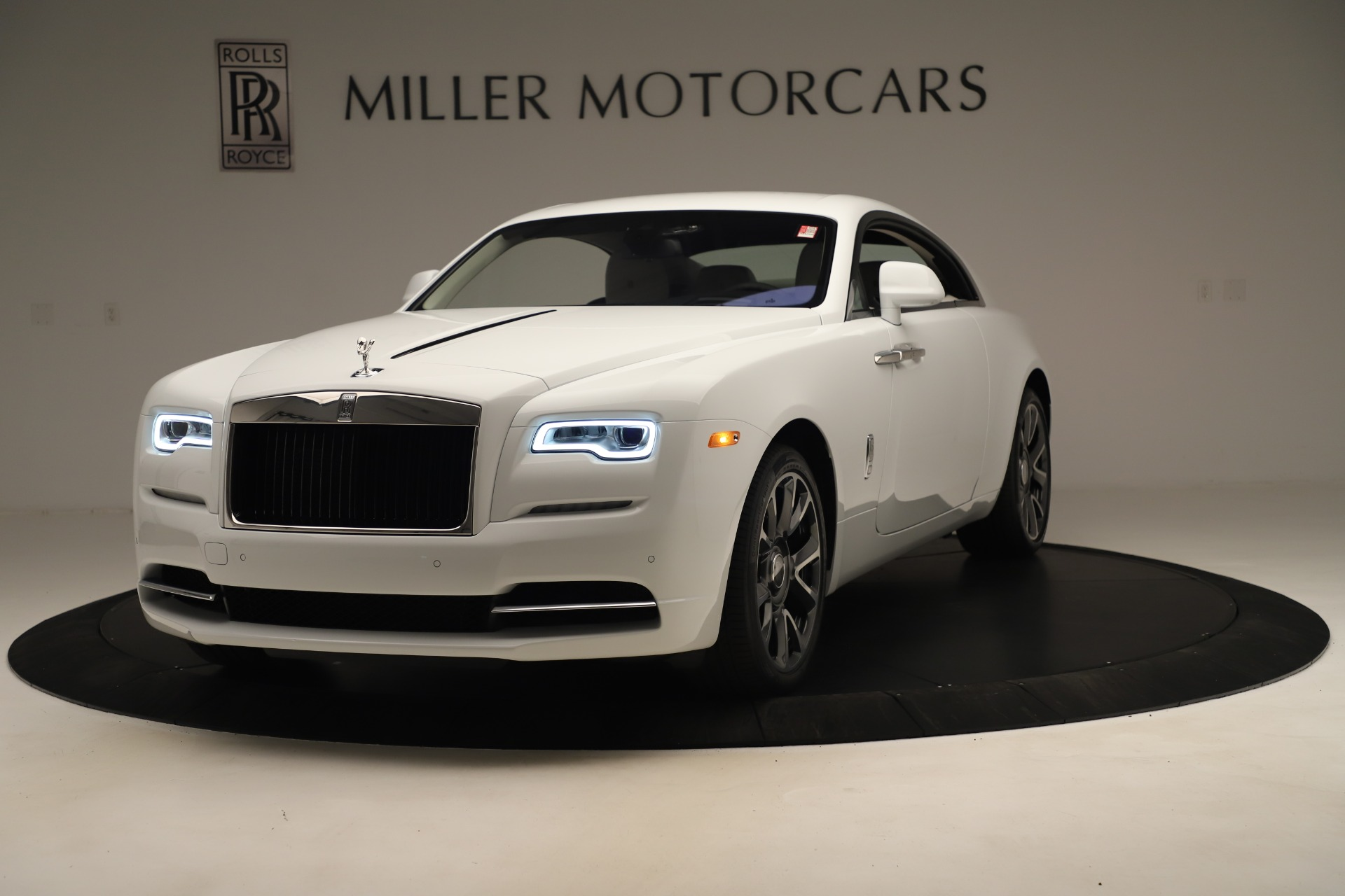 New 2019 Rolls-Royce Wraith for sale Sold at Maserati of Westport in Westport CT 06880 1