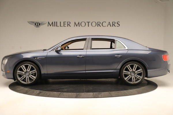 Used 2016 Bentley Flying Spur W12 for sale Sold at Maserati of Westport in Westport CT 06880 3
