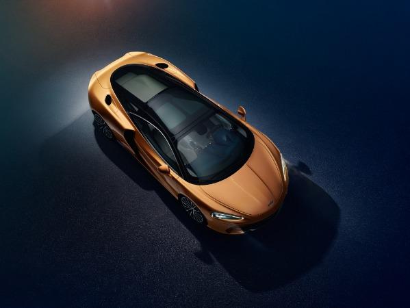 New 2020 McLaren GT Coupe for sale Sold at Maserati of Westport in Westport CT 06880 10