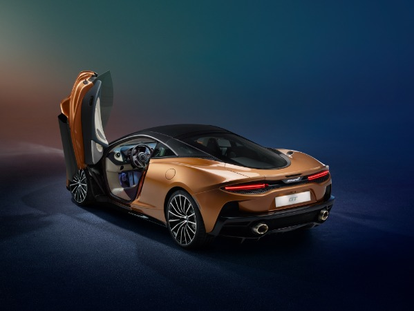 New 2020 McLaren GT Coupe for sale Sold at Maserati of Westport in Westport CT 06880 11
