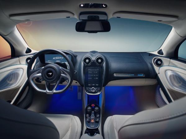 New 2020 McLaren GT Coupe for sale Sold at Maserati of Westport in Westport CT 06880 15