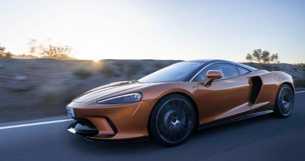 New 2020 McLaren GT Coupe for sale Sold at Maserati of Westport in Westport CT 06880 26