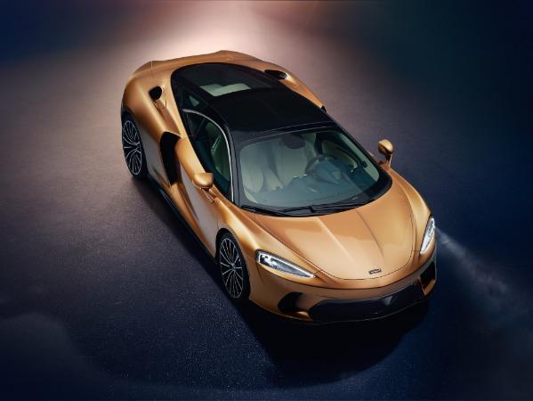 New 2020 McLaren GT Coupe for sale Sold at Maserati of Westport in Westport CT 06880 3