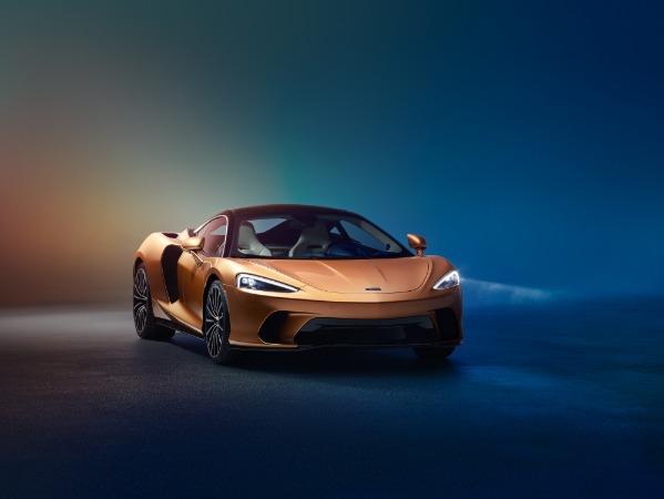 New 2020 McLaren GT Coupe for sale Sold at Maserati of Westport in Westport CT 06880 4
