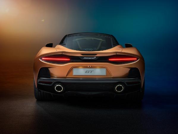 New 2020 McLaren GT Coupe for sale Sold at Maserati of Westport in Westport CT 06880 5