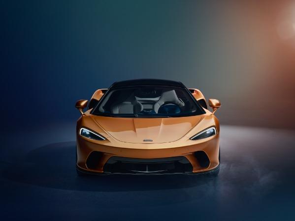 New 2020 McLaren GT Coupe for sale Sold at Maserati of Westport in Westport CT 06880 6