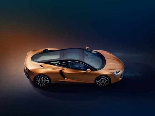 New 2020 McLaren GT Coupe for sale Sold at Maserati of Westport in Westport CT 06880 7