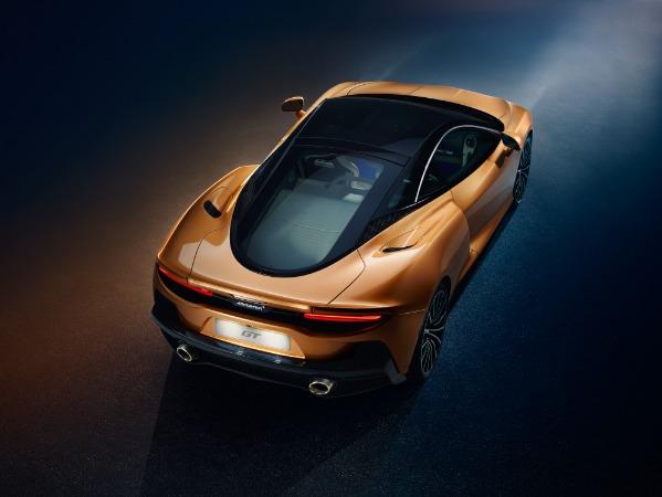 New 2020 McLaren GT Coupe for sale Sold at Maserati of Westport in Westport CT 06880 9