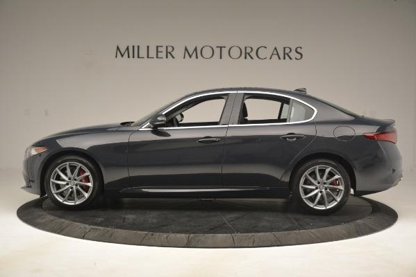 New 2019 Alfa Romeo Giulia Q4 for sale Sold at Maserati of Westport in Westport CT 06880 3