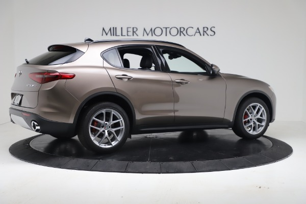 New 2019 Alfa Romeo Stelvio Ti Sport Q4 for sale Sold at Maserati of Westport in Westport CT 06880 8