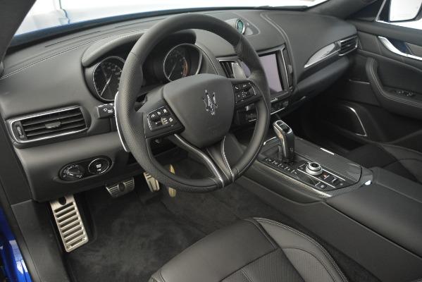 New 2019 Maserati Levante SQ4 GranSport Nerissimo for sale Sold at Maserati of Westport in Westport CT 06880 13