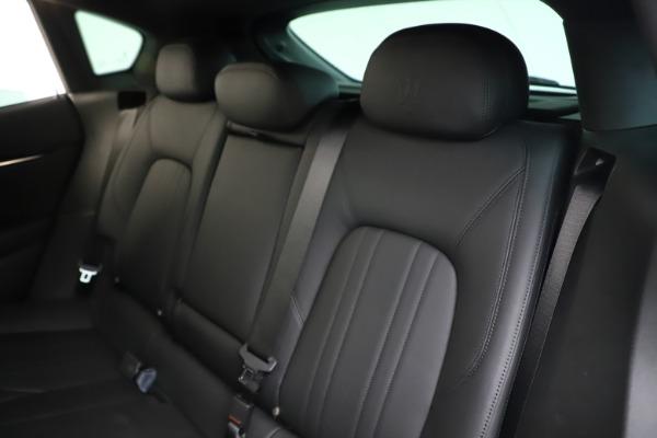 New 2019 Maserati Levante Q4 for sale $61,900 at Maserati of Westport in Westport CT 06880 18