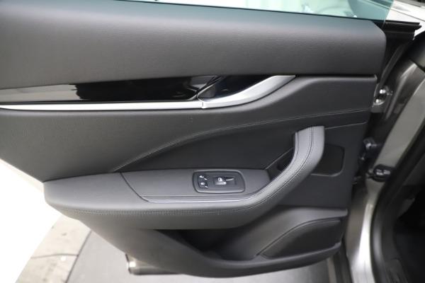 New 2019 Maserati Levante Q4 for sale $61,900 at Maserati of Westport in Westport CT 06880 21