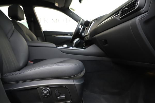 New 2019 Maserati Levante Q4 for sale $61,900 at Maserati of Westport in Westport CT 06880 23