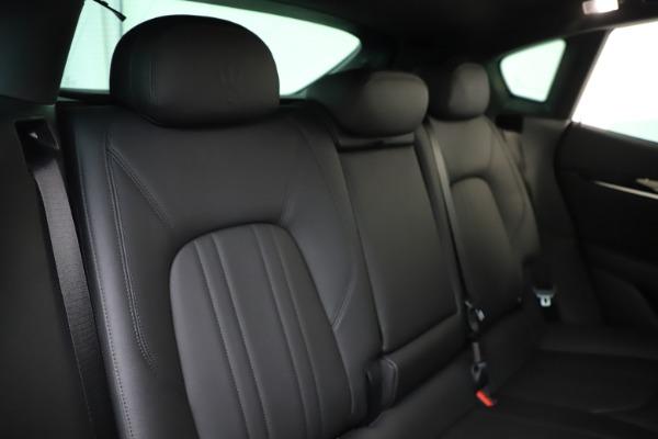 New 2019 Maserati Levante Q4 for sale $61,900 at Maserati of Westport in Westport CT 06880 26