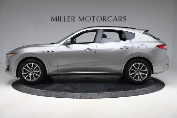 Used 2019 Maserati Levante Q4 for sale Sold at Maserati of Westport in Westport CT 06880 3
