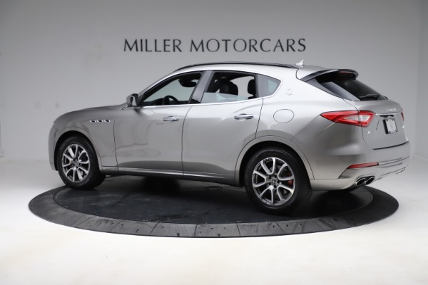 Used 2019 Maserati Levante Q4 for sale Sold at Maserati of Westport in Westport CT 06880 4