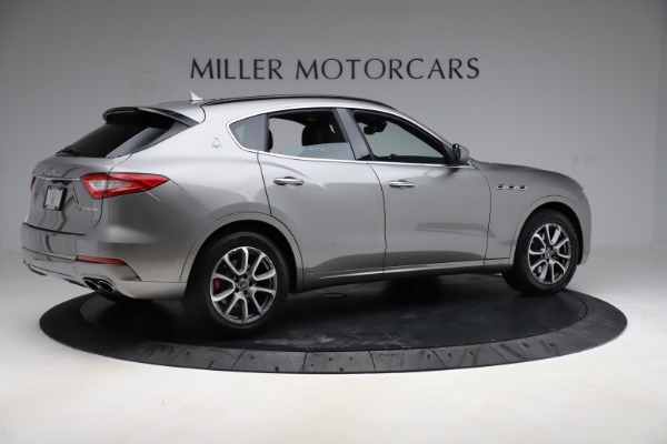 Used 2019 Maserati Levante Q4 for sale Sold at Maserati of Westport in Westport CT 06880 8