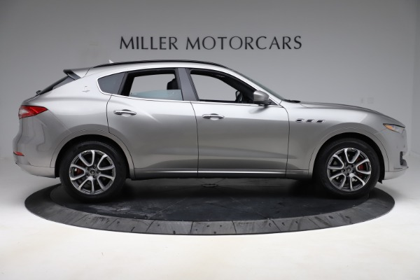 Used 2019 Maserati Levante Q4 for sale Sold at Maserati of Westport in Westport CT 06880 9