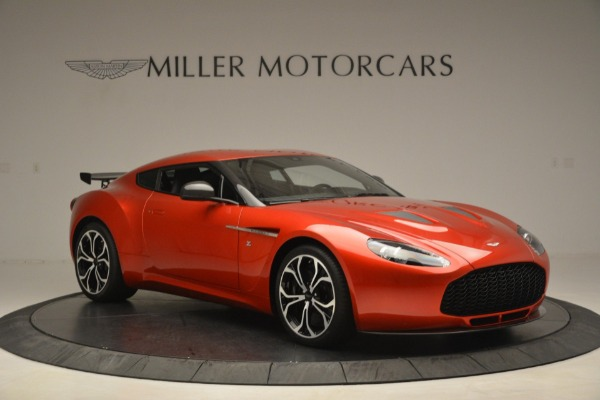 Used 2013 Aston Martin V12 Zagato Coupe for sale $655,900 at Maserati of Westport in Westport CT 06880 10