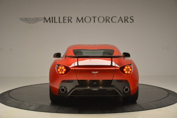 Used 2013 Aston Martin V12 Zagato Coupe for sale $655,900 at Maserati of Westport in Westport CT 06880 11
