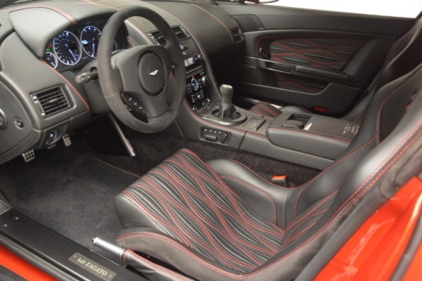 Used 2013 Aston Martin V12 Zagato Coupe for sale $655,900 at Maserati of Westport in Westport CT 06880 13