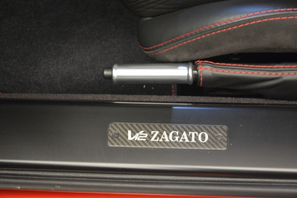 Used 2013 Aston Martin V12 Zagato Coupe for sale $655,900 at Maserati of Westport in Westport CT 06880 16