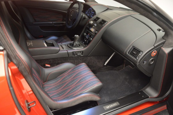 Used 2013 Aston Martin V12 Zagato Coupe for sale $655,900 at Maserati of Westport in Westport CT 06880 19