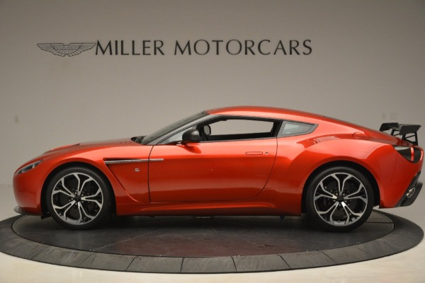 Used 2013 Aston Martin V12 Zagato Coupe for sale $655,900 at Maserati of Westport in Westport CT 06880 2