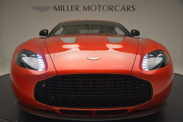 Used 2013 Aston Martin V12 Zagato Coupe for sale $655,900 at Maserati of Westport in Westport CT 06880 23