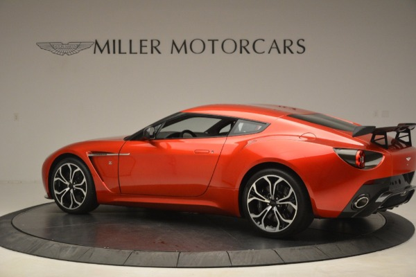 Used 2013 Aston Martin V12 Zagato Coupe for sale $655,900 at Maserati of Westport in Westport CT 06880 3