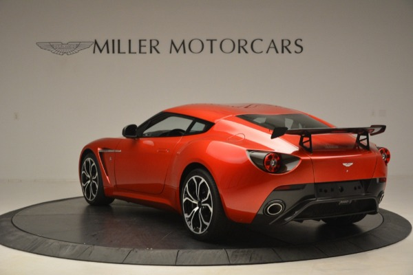 Used 2013 Aston Martin V12 Zagato Coupe for sale $655,900 at Maserati of Westport in Westport CT 06880 4